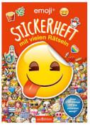 emoji Stickerheft mit vielen Rätseln