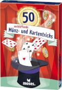 Moses 50 verblüffende Münz- und Kartentricks