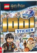 LEGO Harry Potter - 1001 Sticker für Kinder ab 6 Jahren.