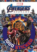 Marvel Avengers Endgame # 1000 Sticker