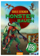 Coole Sticker - Monster bauen
