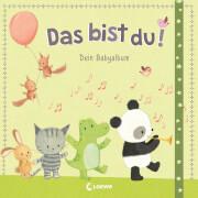 Loewe Das bist du! - Dein Babyalbum