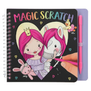 Princess Mimi Mini Magic Scratch Book