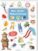 Mein Sticker-Bildwörterbuch