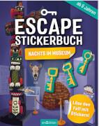 Escape-Stickerbuch Nachts im Museum