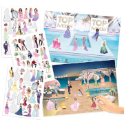 TOPModel Glamour Stickerworld