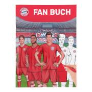 FC Bayern München Mal- und Stickerbuch