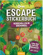 Escape-Stickerbuch - Verschollen im Dschungel