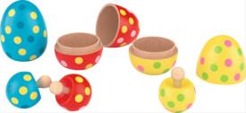 Kreisel im Ei Auf ins Grüne!,