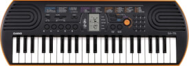Casio SA-76 Keyboard 44 Minitasten