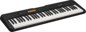 Keyboard Casio CT-S100C7 schwarz, 61 Standardtasten