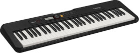 Keyboard Casio CT-S200BKC7 schwarz, 61 Standardtasten
