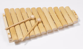 GoKi Xylophon mit 12 Tönen