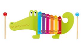 Xylophon Krokodil
