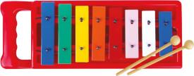 Boogie Bee Metallophon, 8 Noten, 29 cm