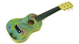 Giraffenaffen Gitarre klein