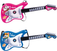 44 CATS Gitarre, 2-sortiert