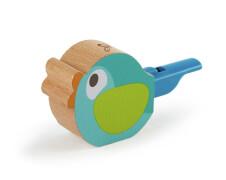 Hape Türkise Vogellockrufpfeife