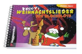 Voggys Weihnachtslieder für Blockflöte