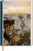 Eintragbuch m.Sammel.: Mein Reisetagebuch (Valley/Reisezeit)