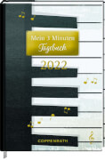 Jahreskal.: Mein 3 Min.Tagebuch 2022 - Piano (All ab. music)