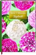 Jahreskalender: Mein 3 Min.Tagebuch 2022 - Kamelien (B.Behr)