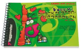 Voggys Blockflöten-Liederbuch