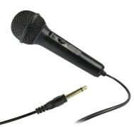 X4-TECH Bobby Joey Mikrofon schwarz