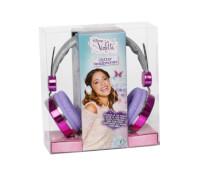 Disney Violetta Glitzer Kopfhörer