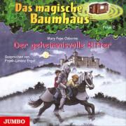 CD Der geheimnisvolle Ritter, 1 Audio-CD