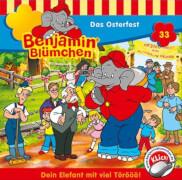CD Benjamin Blümchen 33