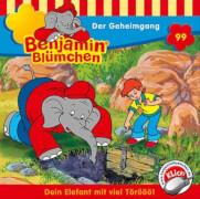 CD Benjamin Blümchen 99