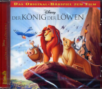 König der Löwen - Folge 1: Der König der Löwen (CD)