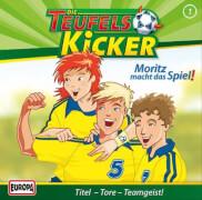 CD Teufelskicker, Moritz macht das Spiel  1