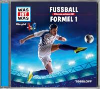 Tessloff WAS IST WAS Hörspiel: Fußball/ Formel 1