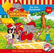 CD Benjamin Blümchen 104