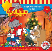 CD Benjamin Blümchen 74