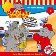 Benjamin Blümchen - Folge 9: Benjamin hat Geburtstag