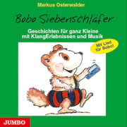 CD Bobo Siebenschläfer, 1 Audio-CD