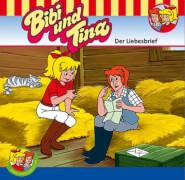 Bibi und Tina - Folge 12: Der Liebesbrief (CD)