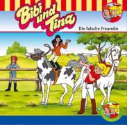 Bibi und Tina - Folge 35: Die falsche Freundin (CD)