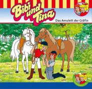 Bibi und Tina - Folge 54: Das Amulett der Gräfin (CD)