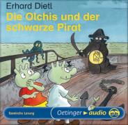 Die Olchis und der schwarze Pirat: Szenische Lesung (CD)