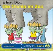 Dietl, Olchis im Zoo CD