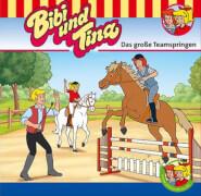Bibi und Tina - Folge 57: Das große Teamspringen (CD)