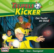 CD Die Teufelskicker: Der Teufel im Wald!, Folge 11