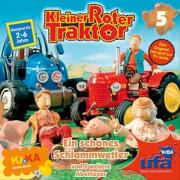 CD Kleiner roter Traktor 5