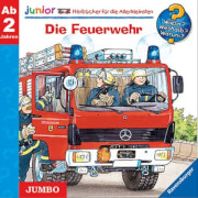 CD Die Feuerwehr, 1 Audio-CD