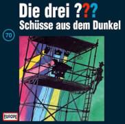 CD Die Drei ??? 70