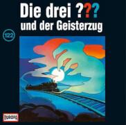 CD Die Drei ??? und der Geisterzug, Folge 122